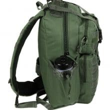 Tactical Molle Hydration Backpack with Pocket!