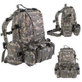 Tips to Choose the Perfect Tactical Rucksack