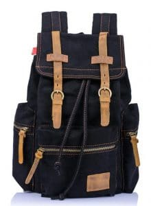 Student Backpack in Military Style