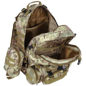 Spacious Military Backpack